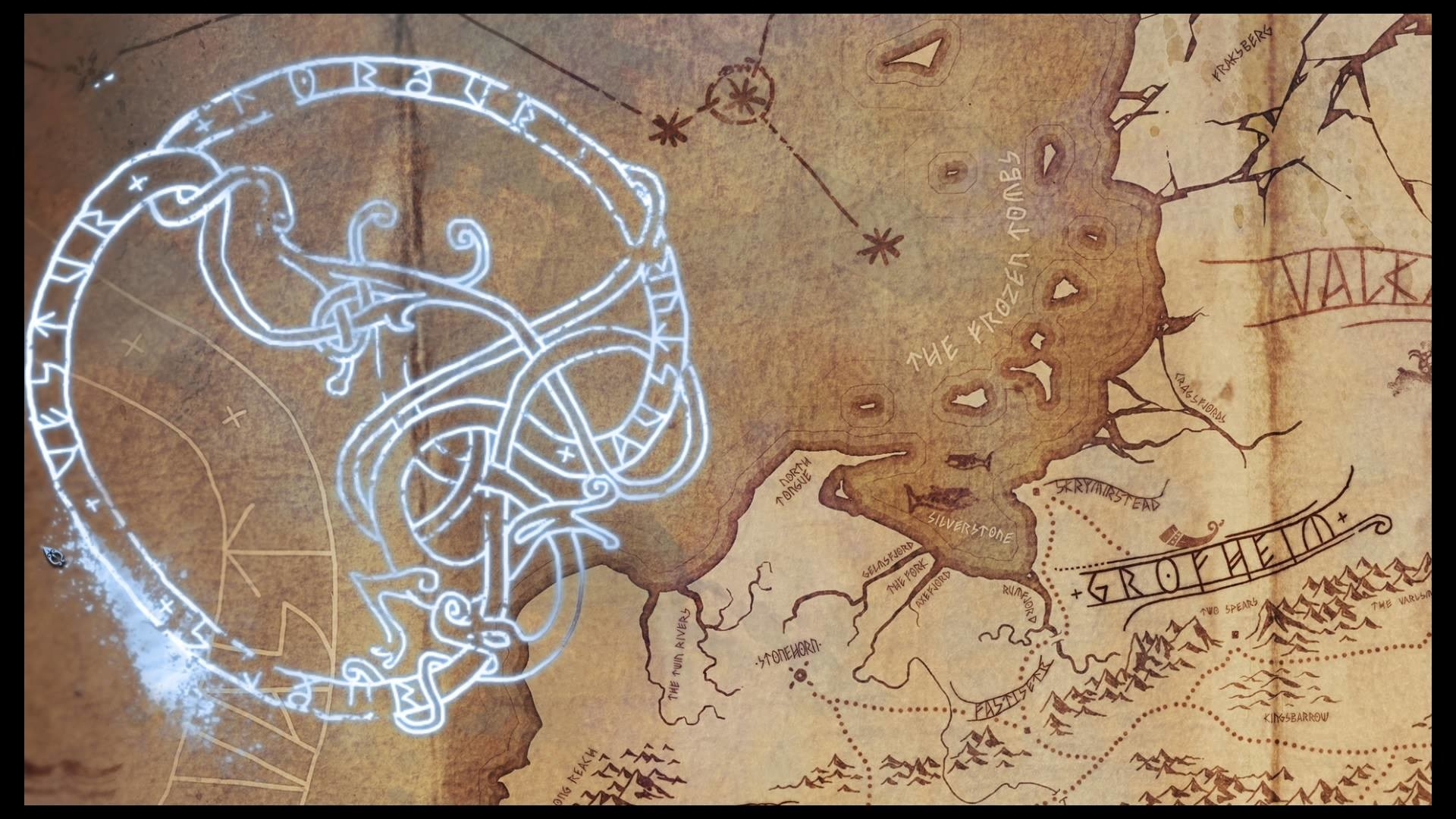Tattoo Girl Wallpaper Hd Viking Rune Wallpaper 65 Images