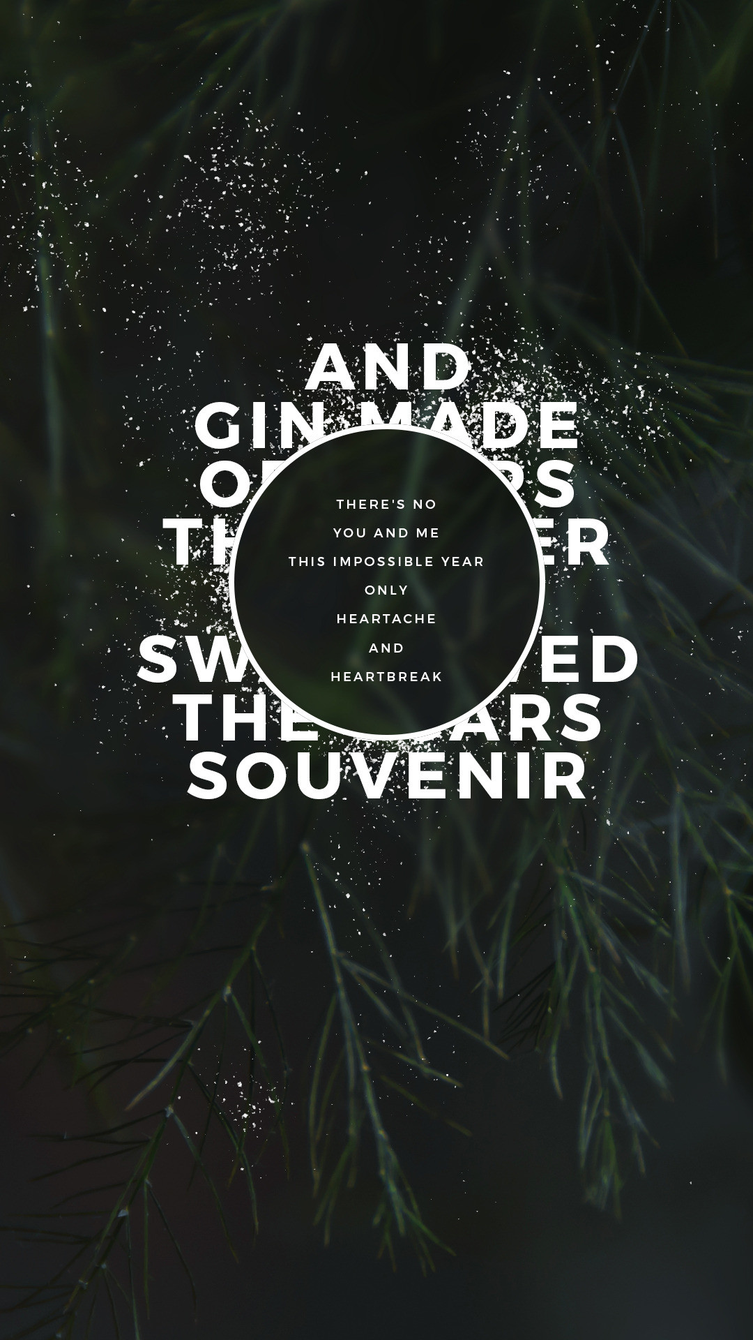 Fall Out Boy Lyric Wallpaper Panic At The Disco Wallpaper 77 Images