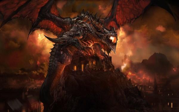 Epic Dragon Wallpaper 73