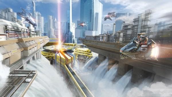 Future City Wallpaper 76