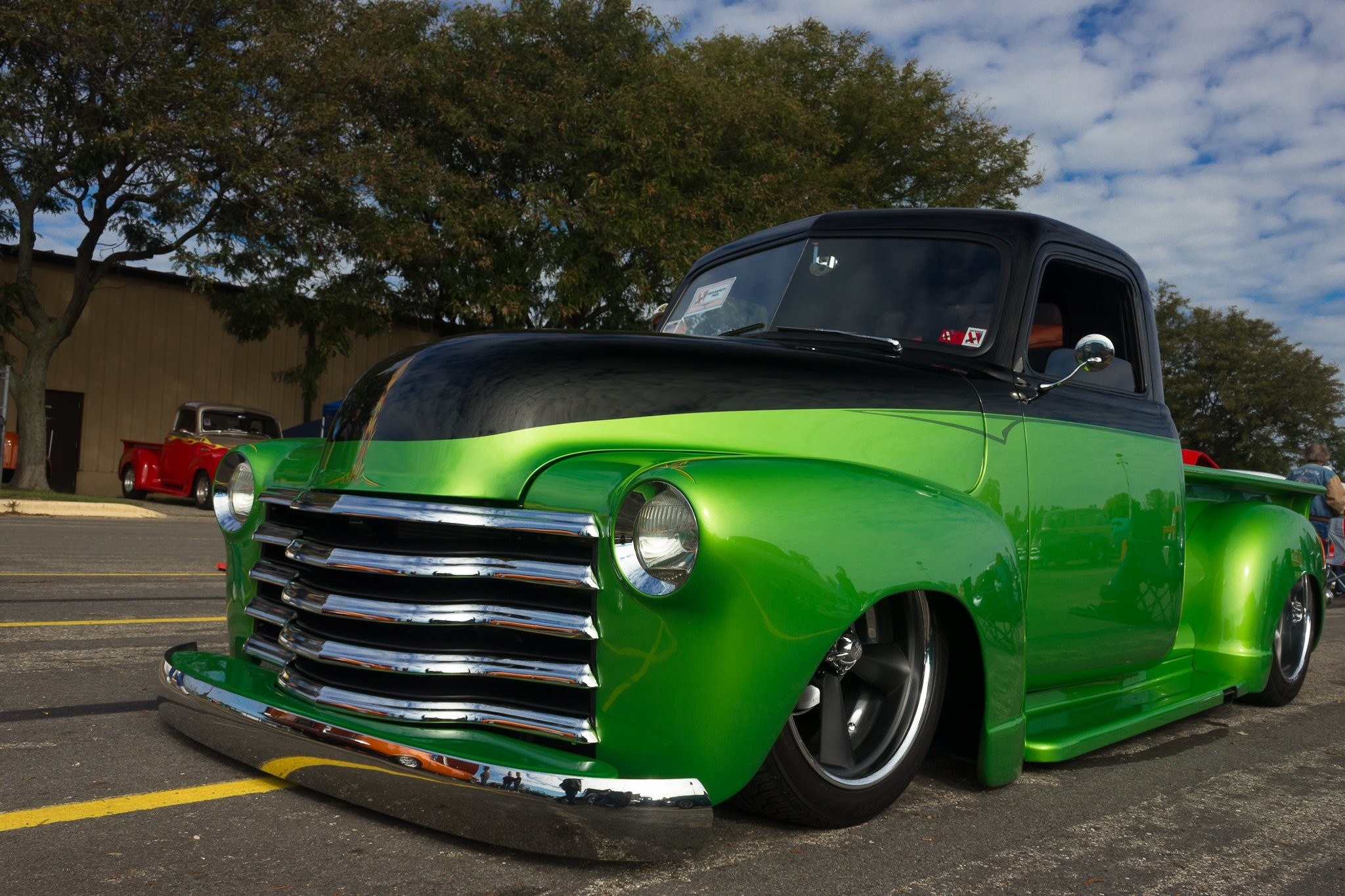 1957 Cars Restored Or Wallpapers Old Chevy Truck Wallpaper 51 Images