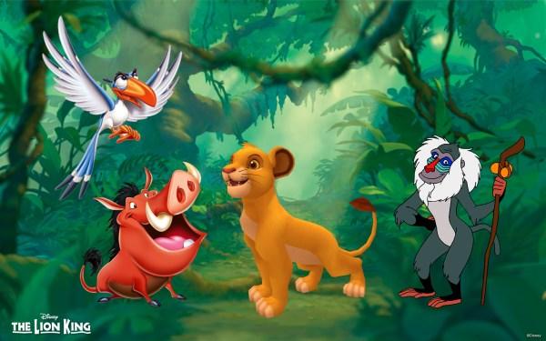Lion King Simba And Nala Wallpaper Imgurl