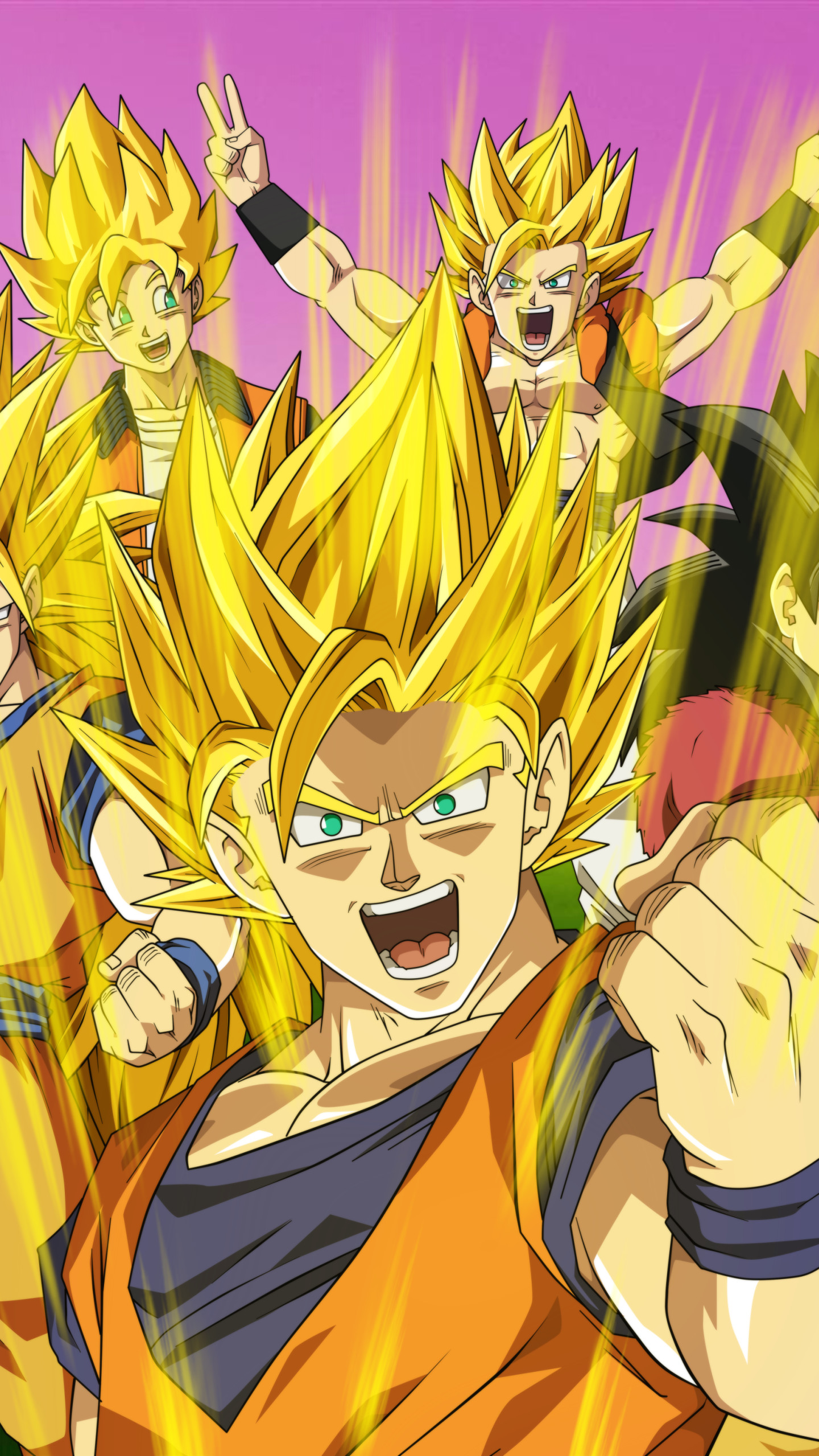 Dragon Ball Super Live Wallpaper Iphone X Dragon Ball Z Live Wallpapers 67 Images