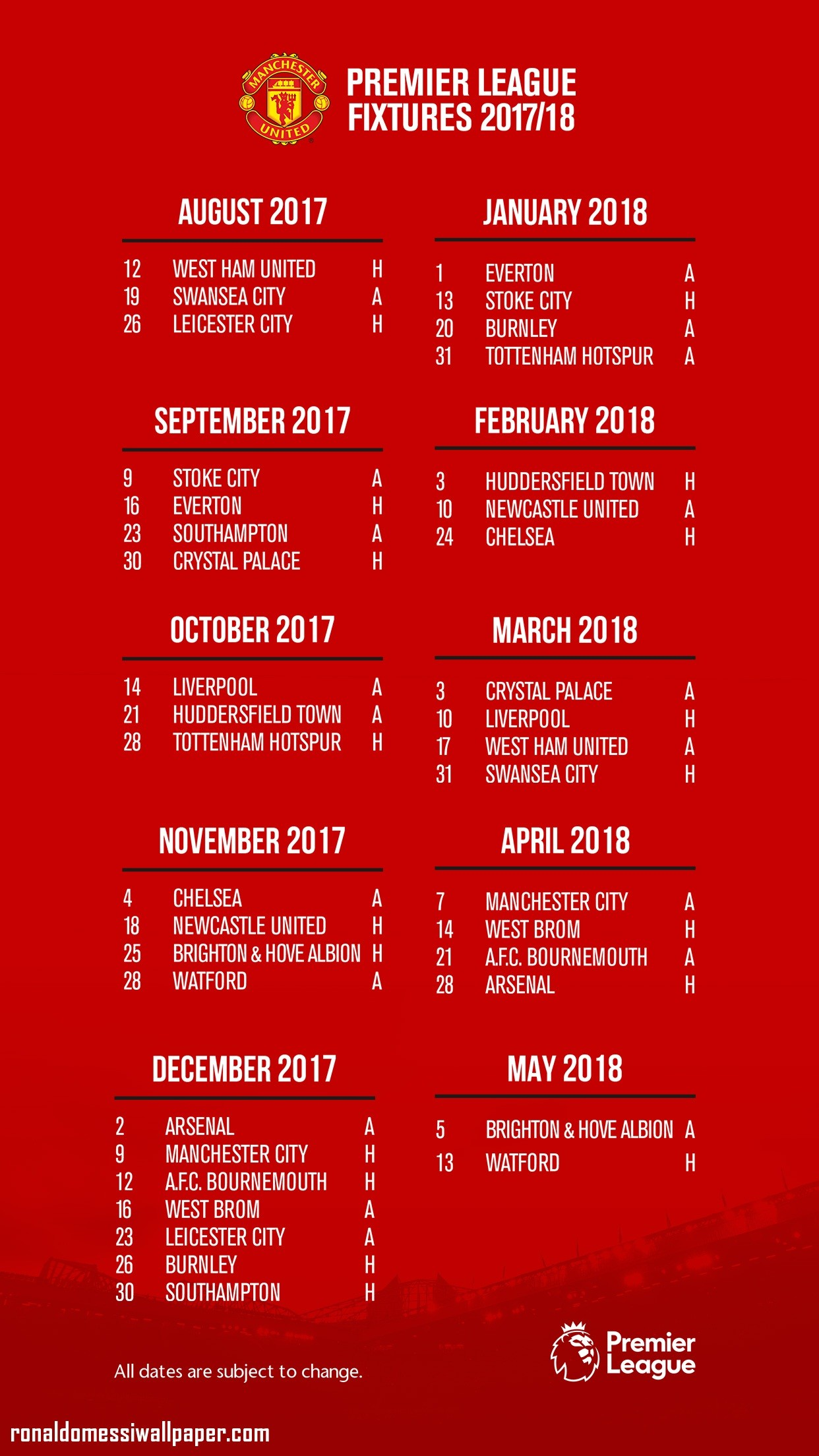 Sheffield United Iphone Wallpaper Manchester United Wallpaper Hd 2018 67 Images