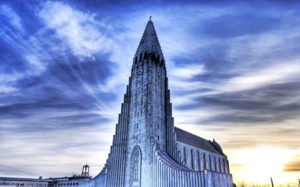 Iceland Church Reykjavik