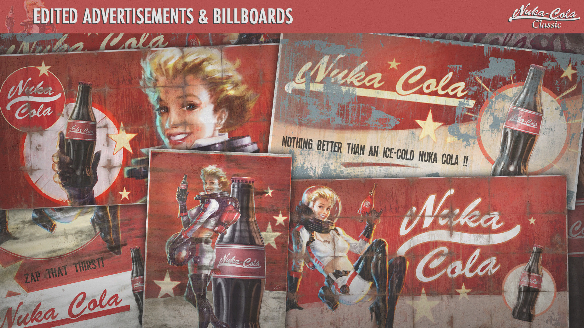 Animated Wallpapers Hd 1080p Nuka Cola Girl Wallpaper 74 Images