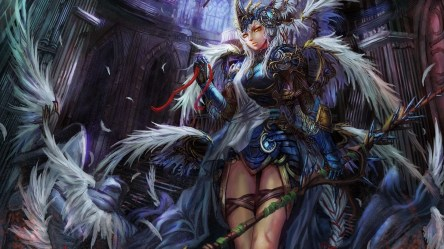 valkyrie honor wallpapers anime painting mythology fantasy norse definition viking artwork drawing digital abstract profile resolution windows widescreen illustration greek
