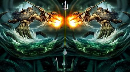 god poseidon greek hd sea desktop mythology neptune wallpapers gods ocean goddess domain background backgrounds roman he additionally referred main