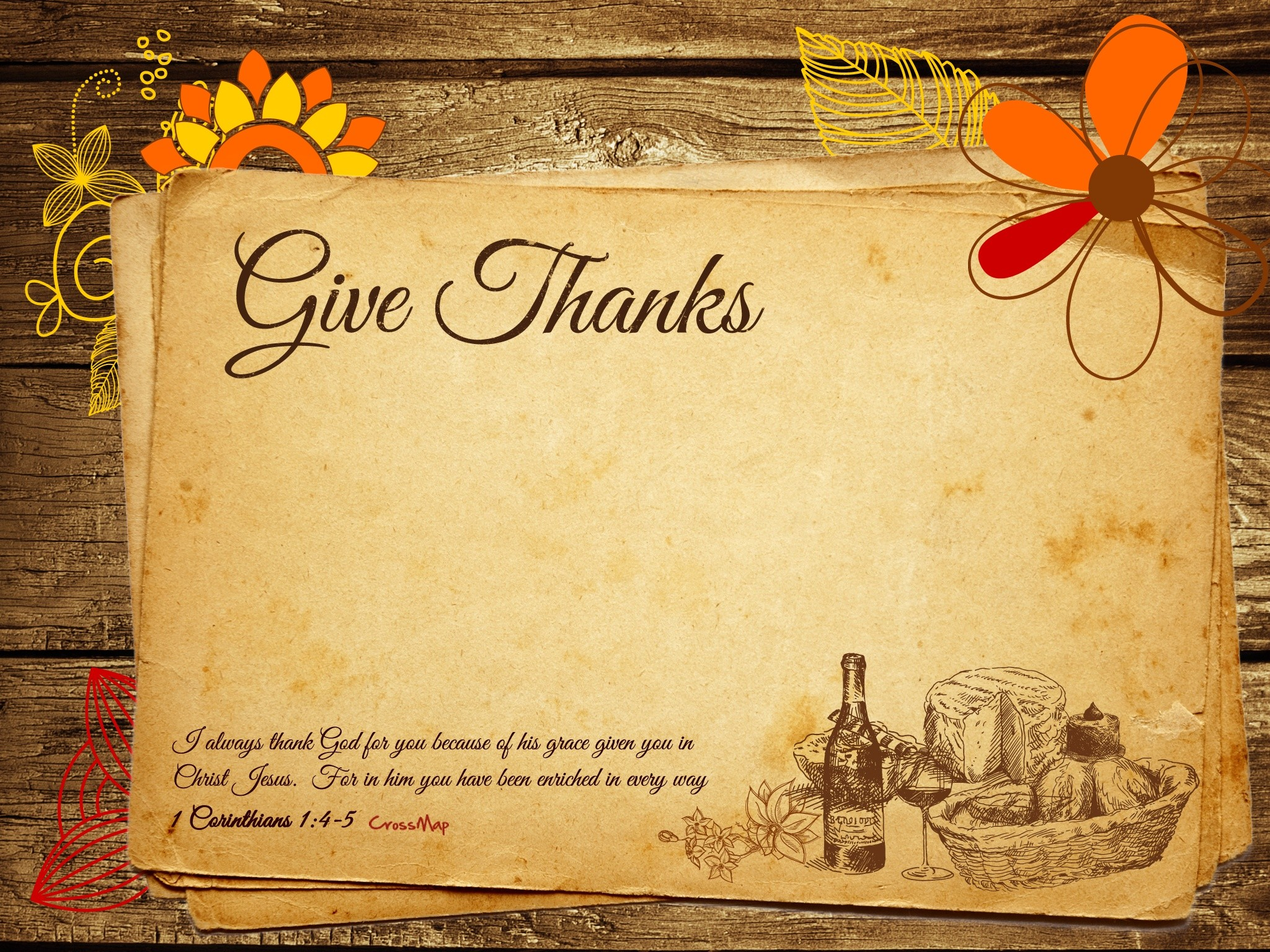 Christian Wallpaper Fall Offering Christian Thanksgiving Wallpaper 35 Images