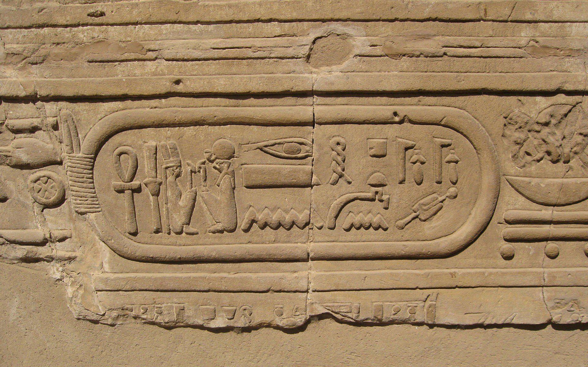 Egyptian Hieroglyphics Wallpaper 35 Images