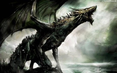 Mystical Mythical Creatures Wallpaper Iphone