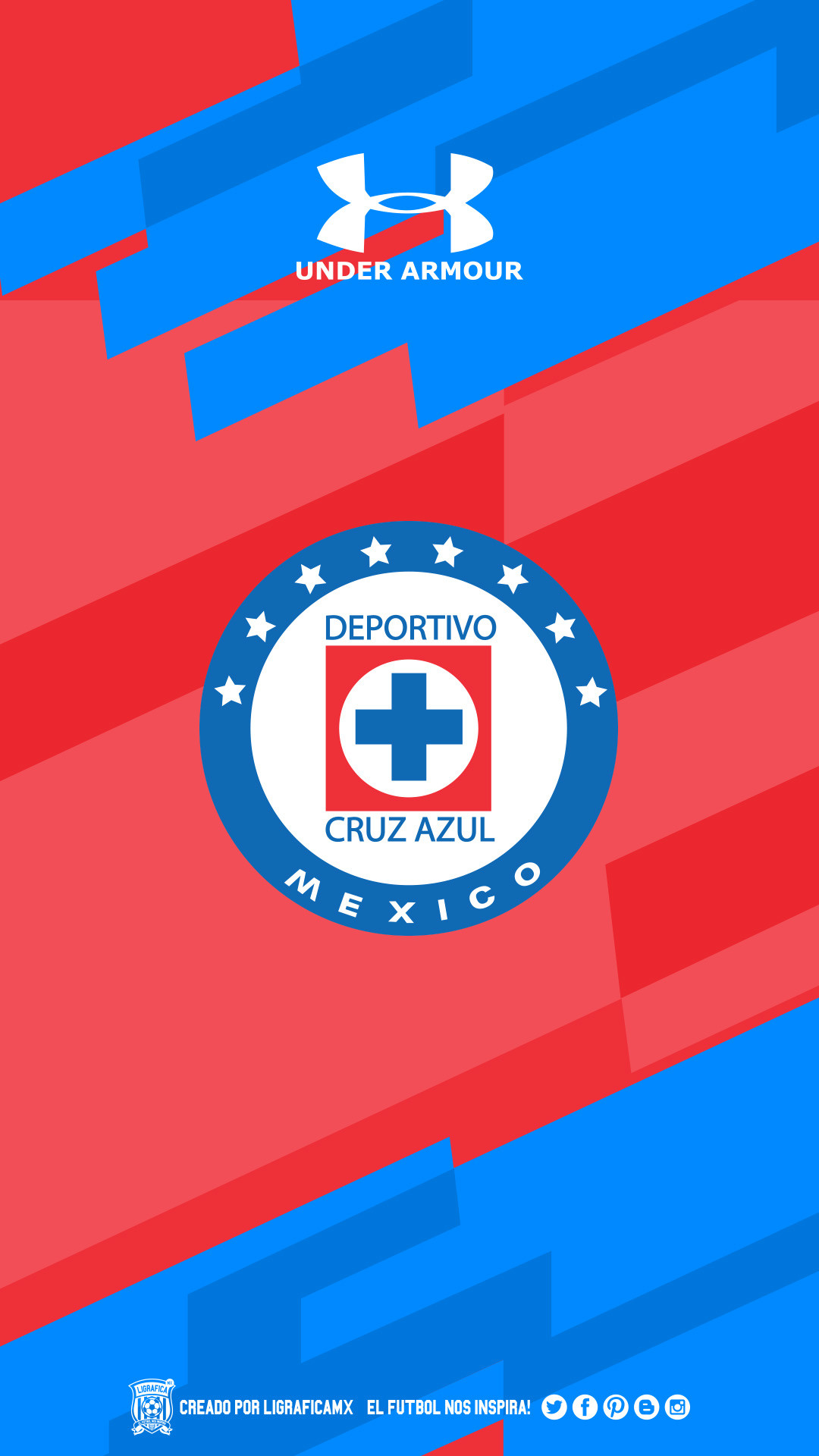 Hd Wallpaper Iphone 7 Cruz Azul Wallpapers 77 Images