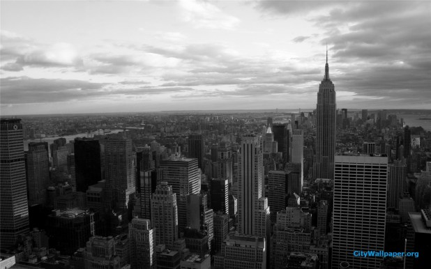New York Black And White Hd Wallpaper Source City Wallpapers For Desktop 67 Images