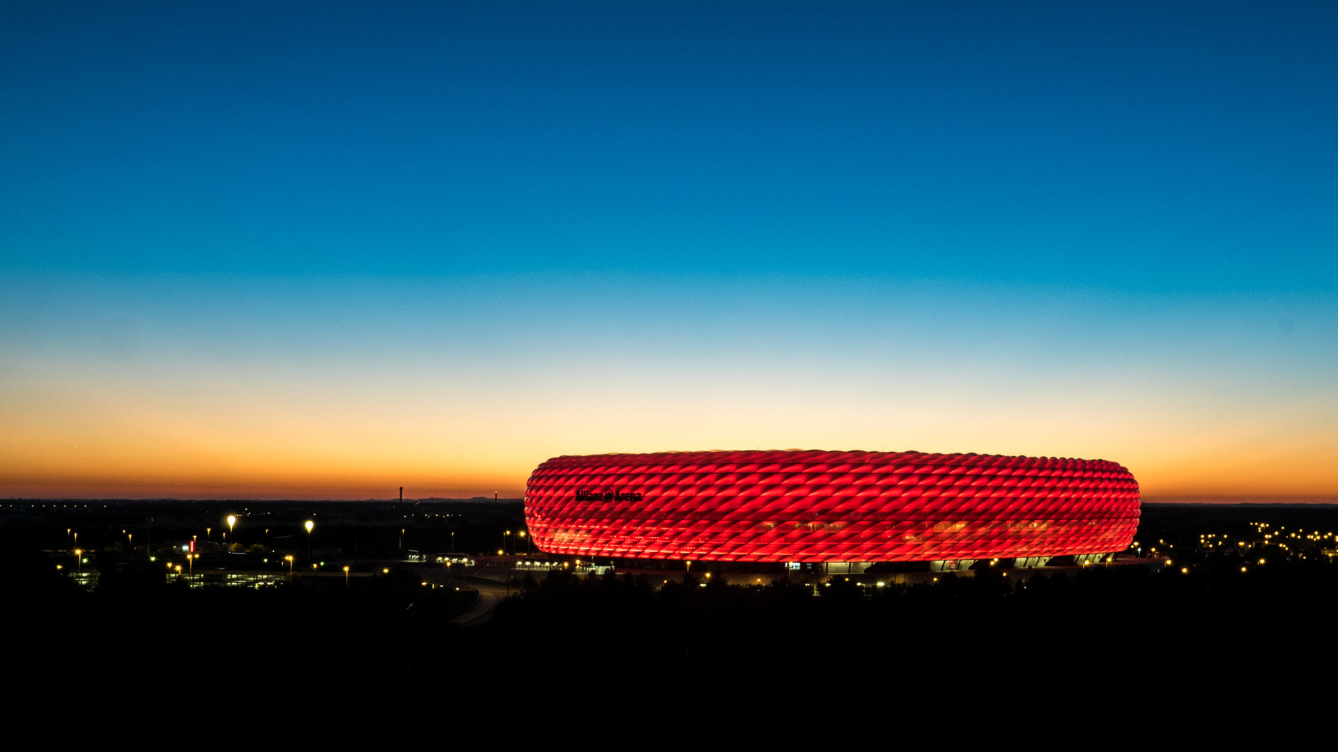 Hd Girl Highlights Wallpaper Allianz Arena Wallpapers 63 Images