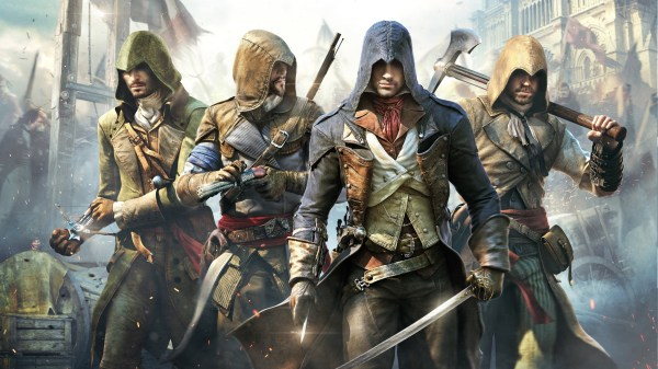 Assassins Creed Unity Wallpapers 83