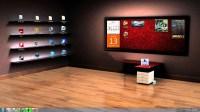 Desk and Shelves Desktop Wallpaper (50+ images)