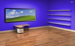 desktop empty office wallpapers digital