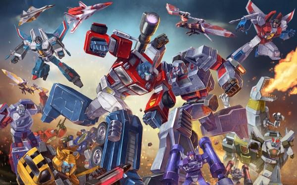 G1 Transformers Wallpaper Hd 66