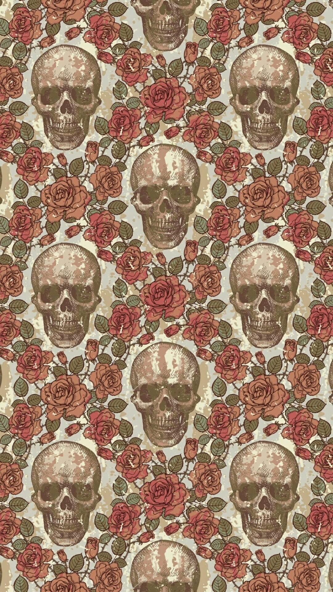 Sugar Skull Iphone Wallpaper Sugar Skull Wallpapers 60 Images