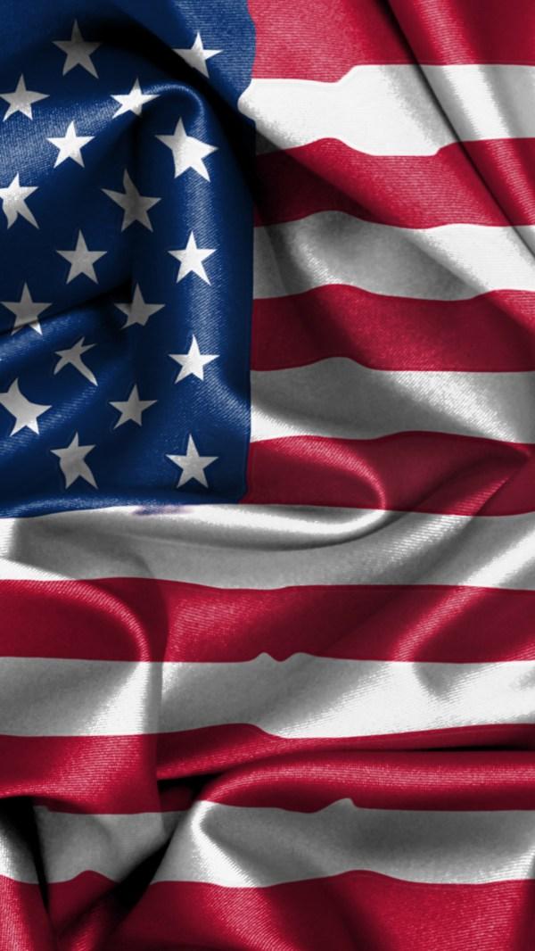 USA American Flag iPhone Wallpaper