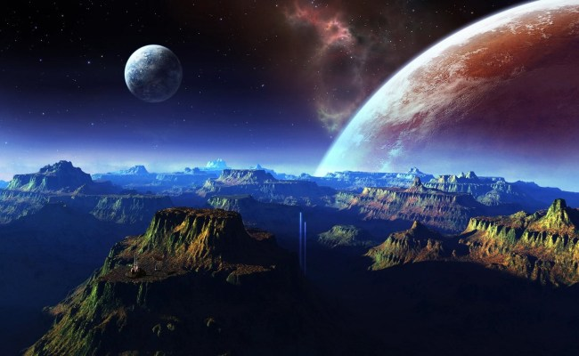 Fantasy Space Wallpapers 71 Images