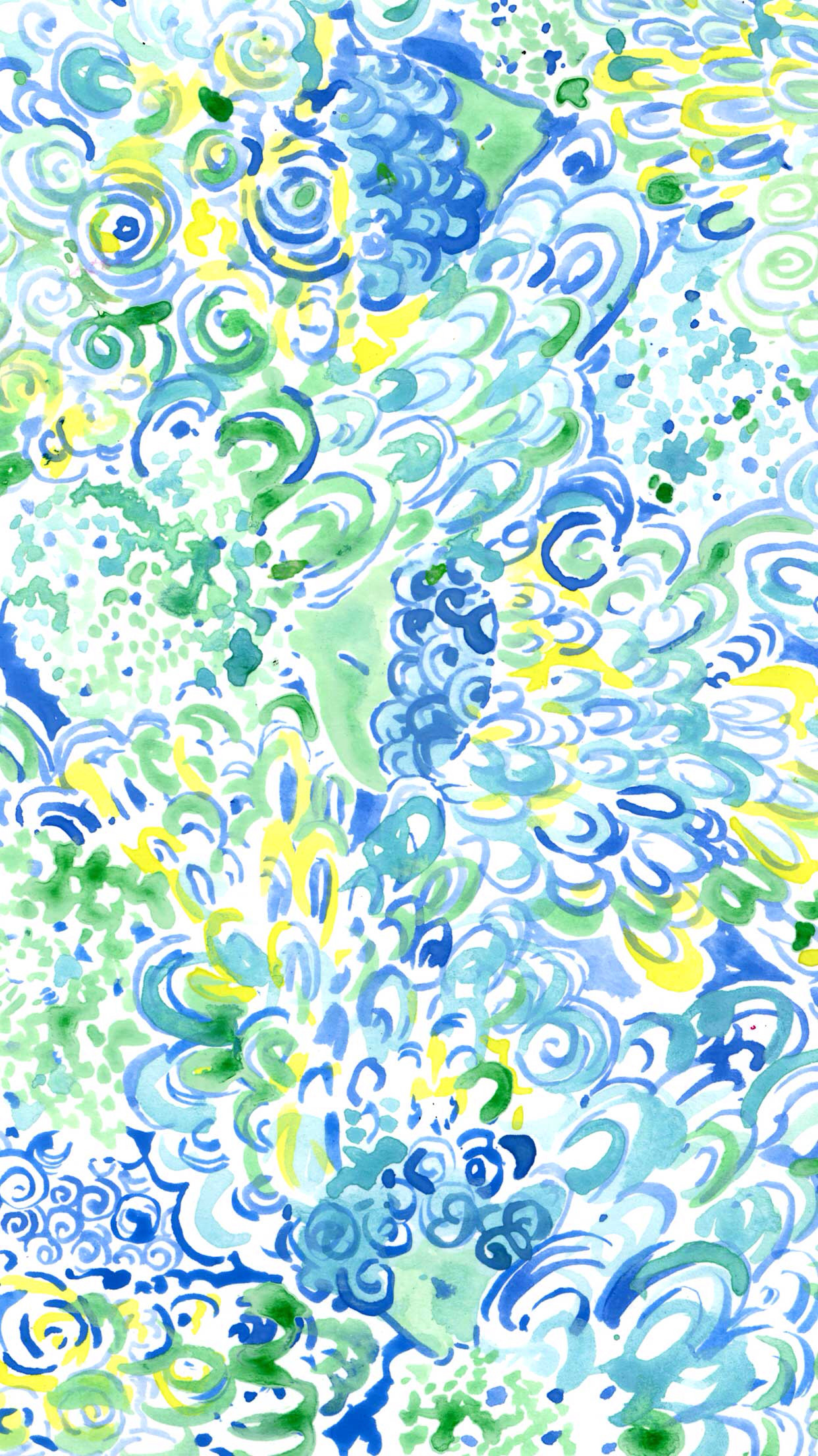 Pulitzer Lilly Simple Print