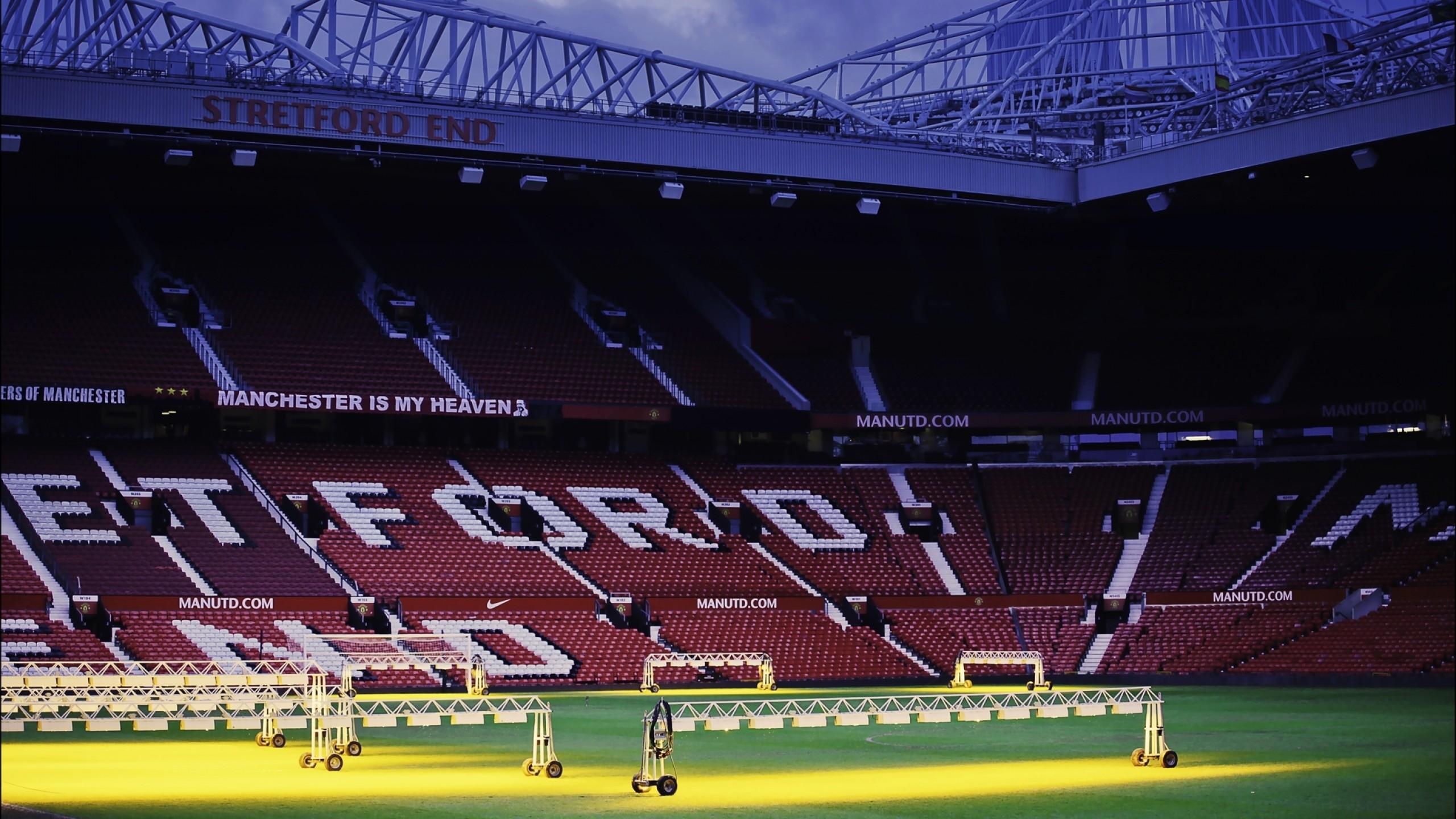 Manchester United Old Trafford Stadium Wallpapers Hd Old Trafford Wallpaper 64 Images