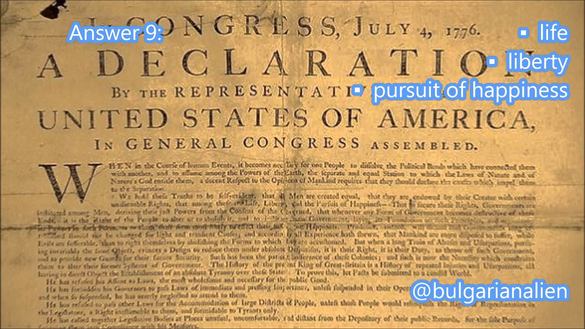 Declaration Of Independence Wallpaper 62 Images