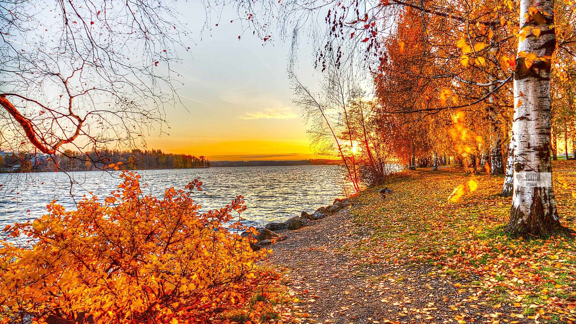 Fall Dual Monitor Wallpaper Beautiful Fall Pictures Wallpaper 60 Images