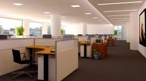 office background interior