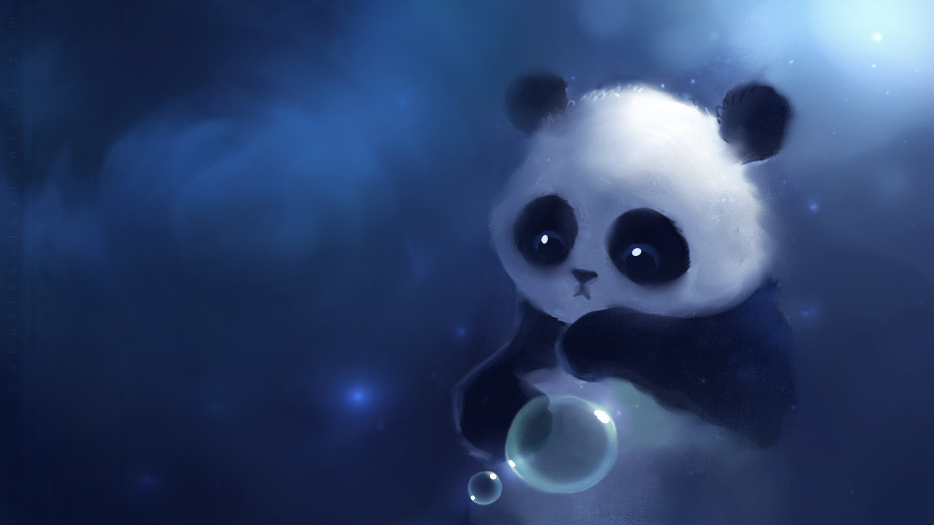 Sleeping Cute Baby Wallpaper Animated Panda Wallpaper 68 Images