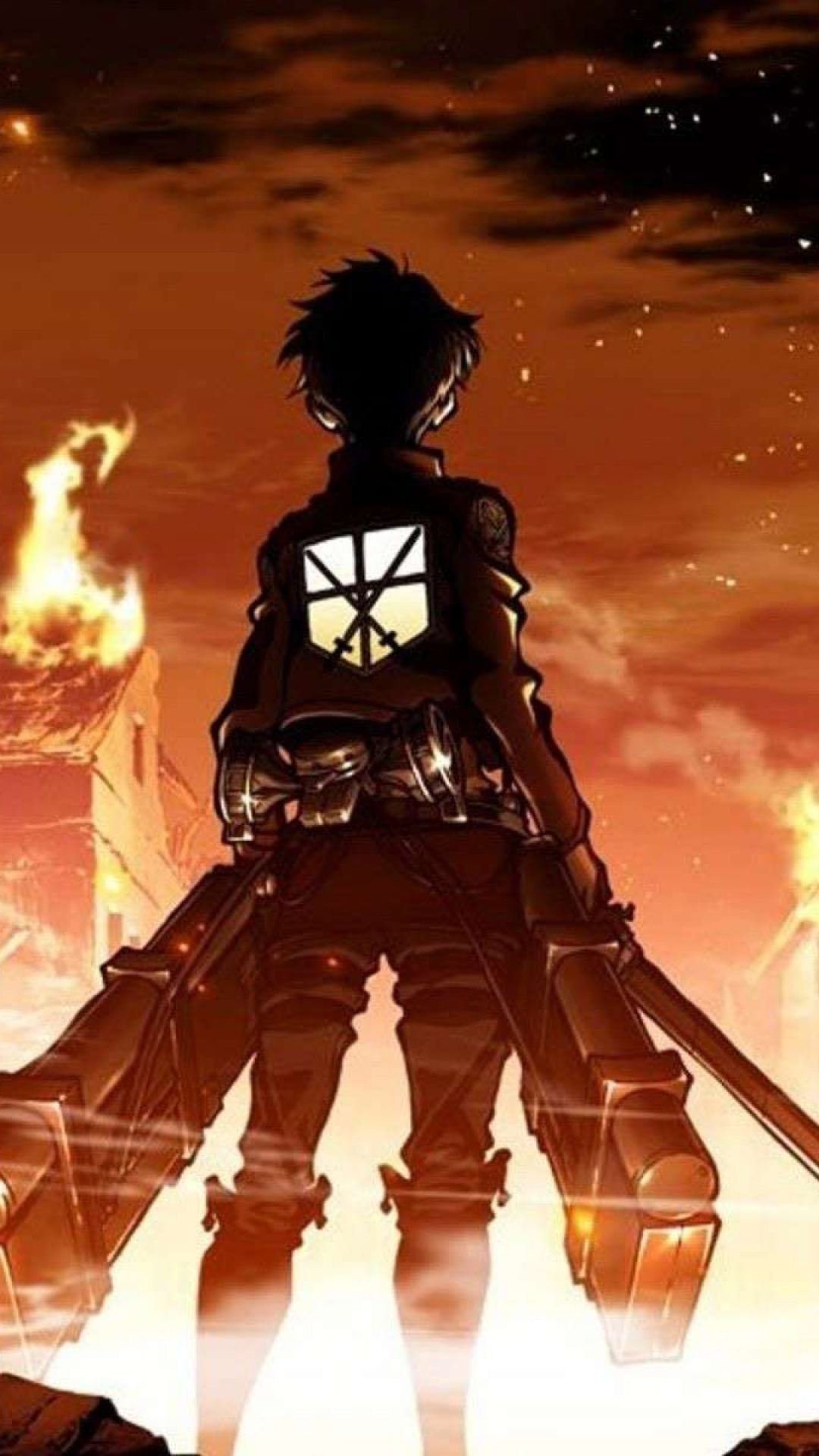 Here's how to set it up. Attack on Titan Wallpaper HD (64+ images)