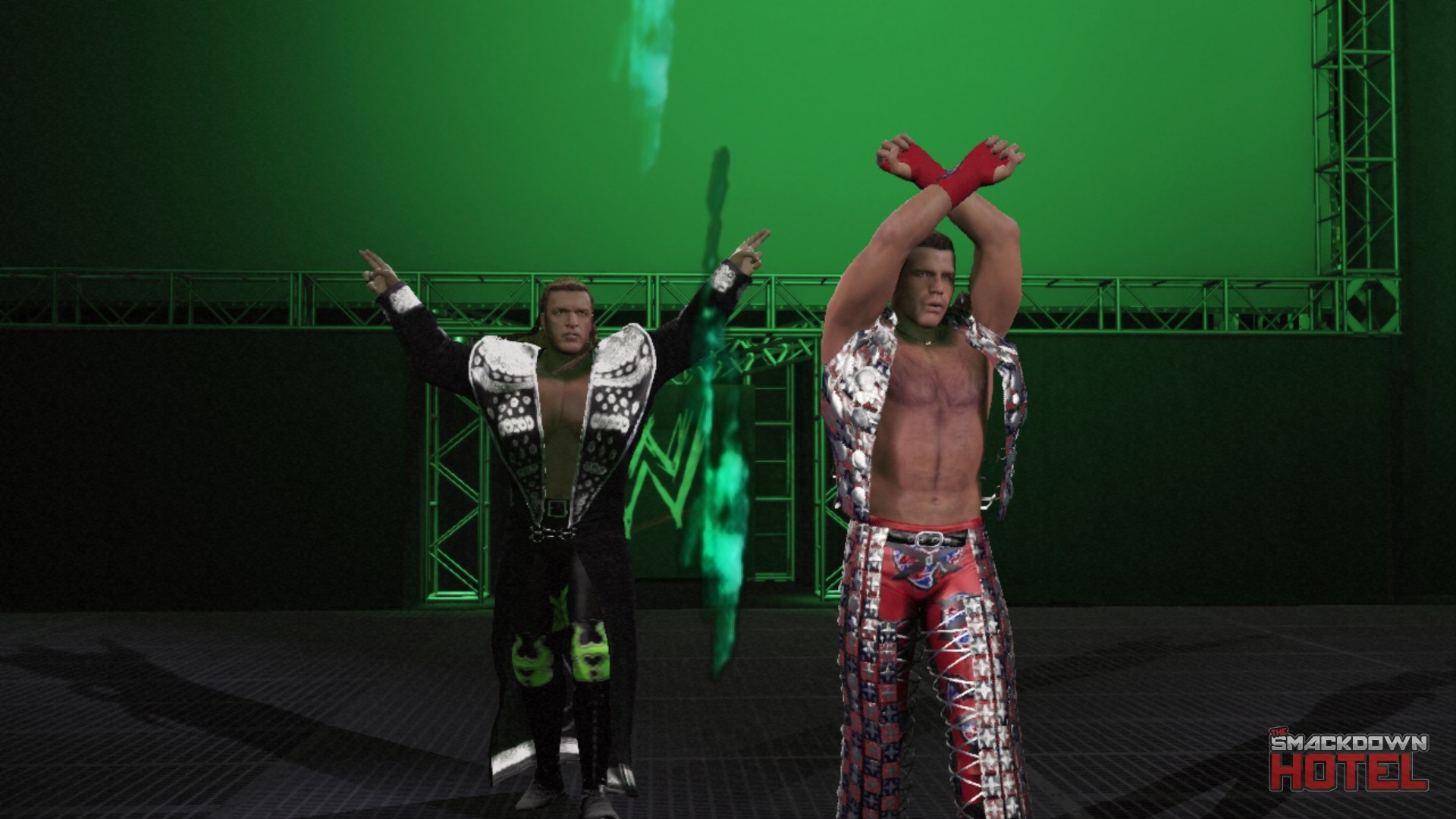 Wwe Dx Hd Wallpaper Wwe Wallpapers Dx 64 Images