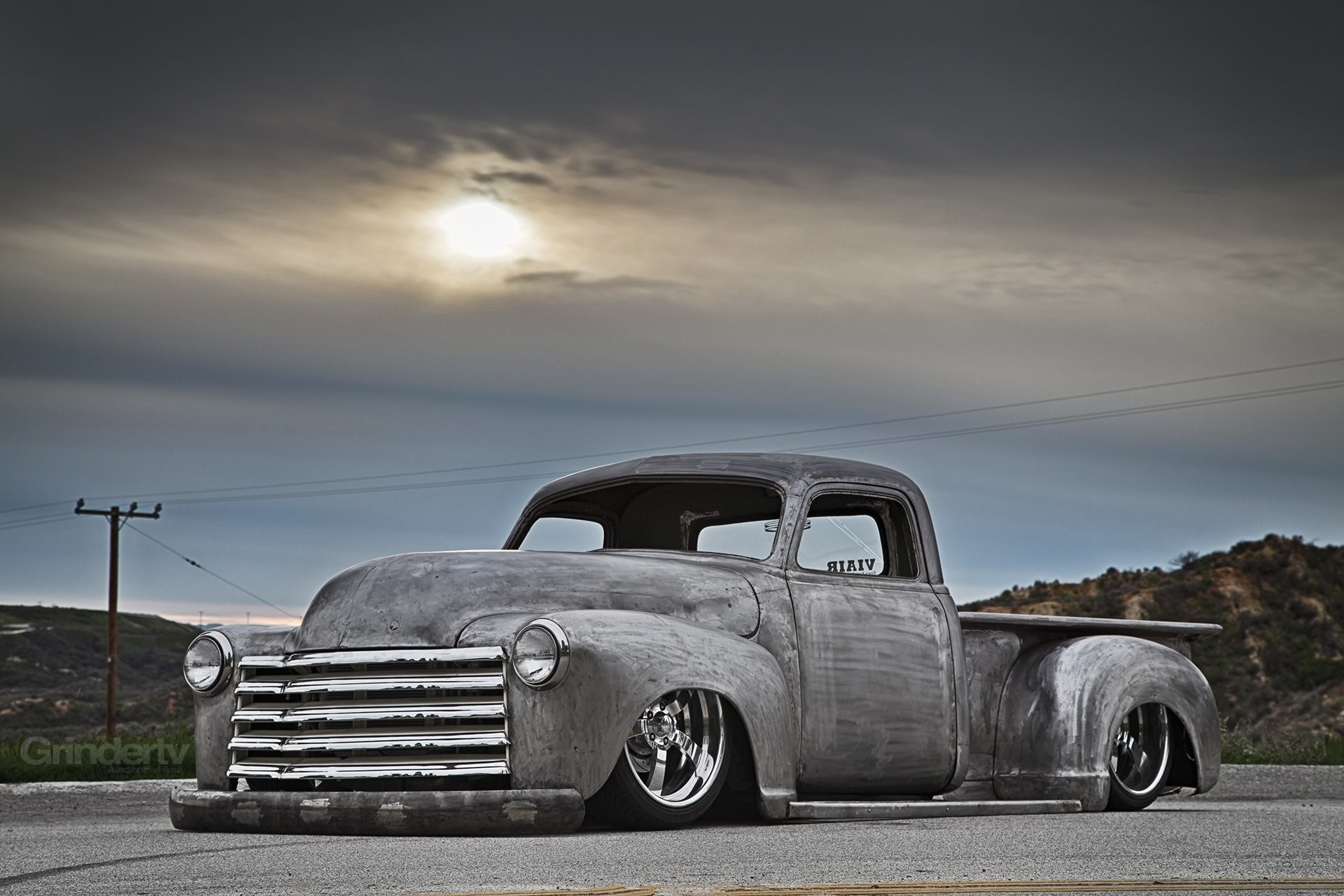 1936 Rat Rod Chevrolet Truck