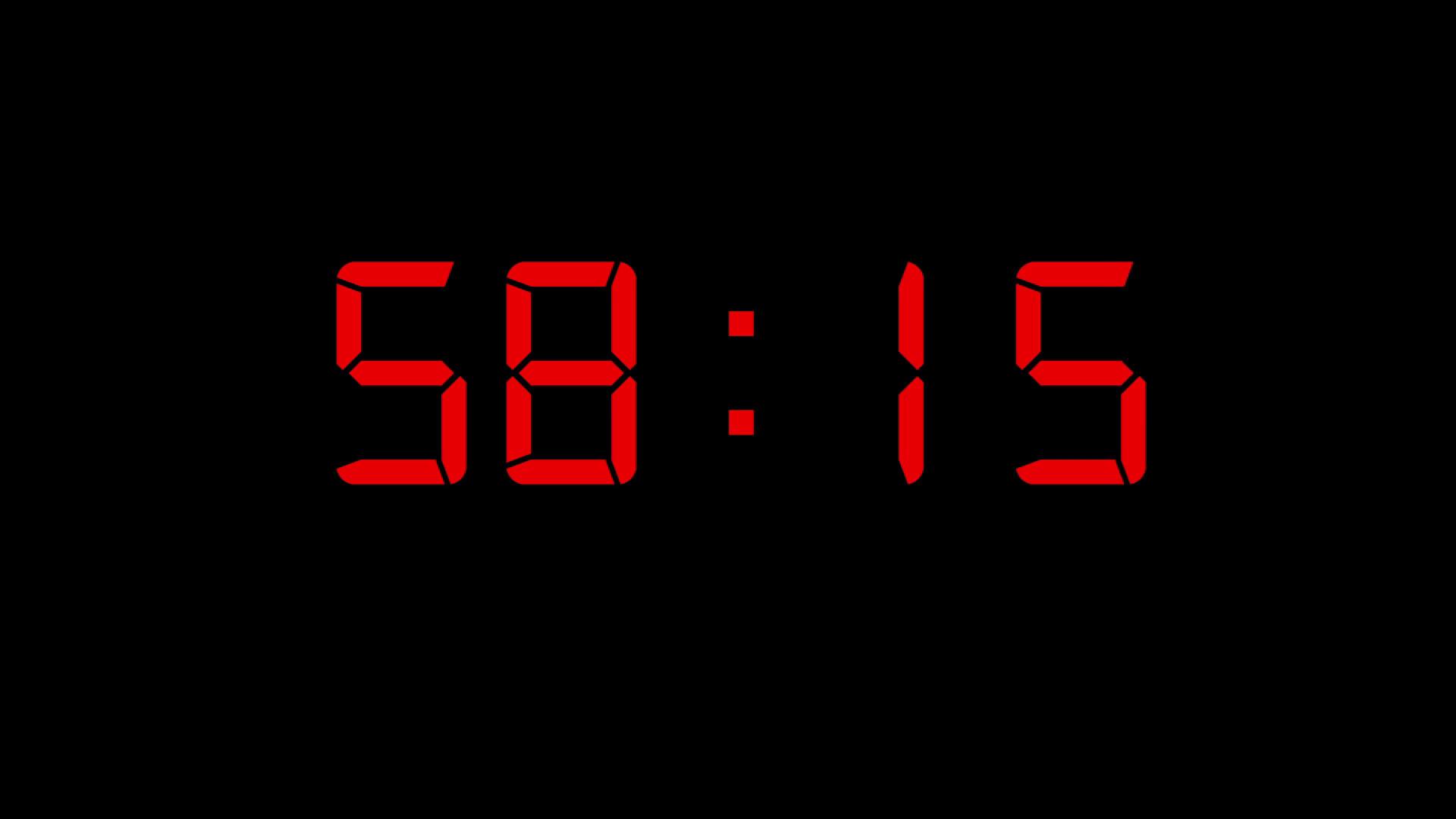 Countdown Clock App Timer