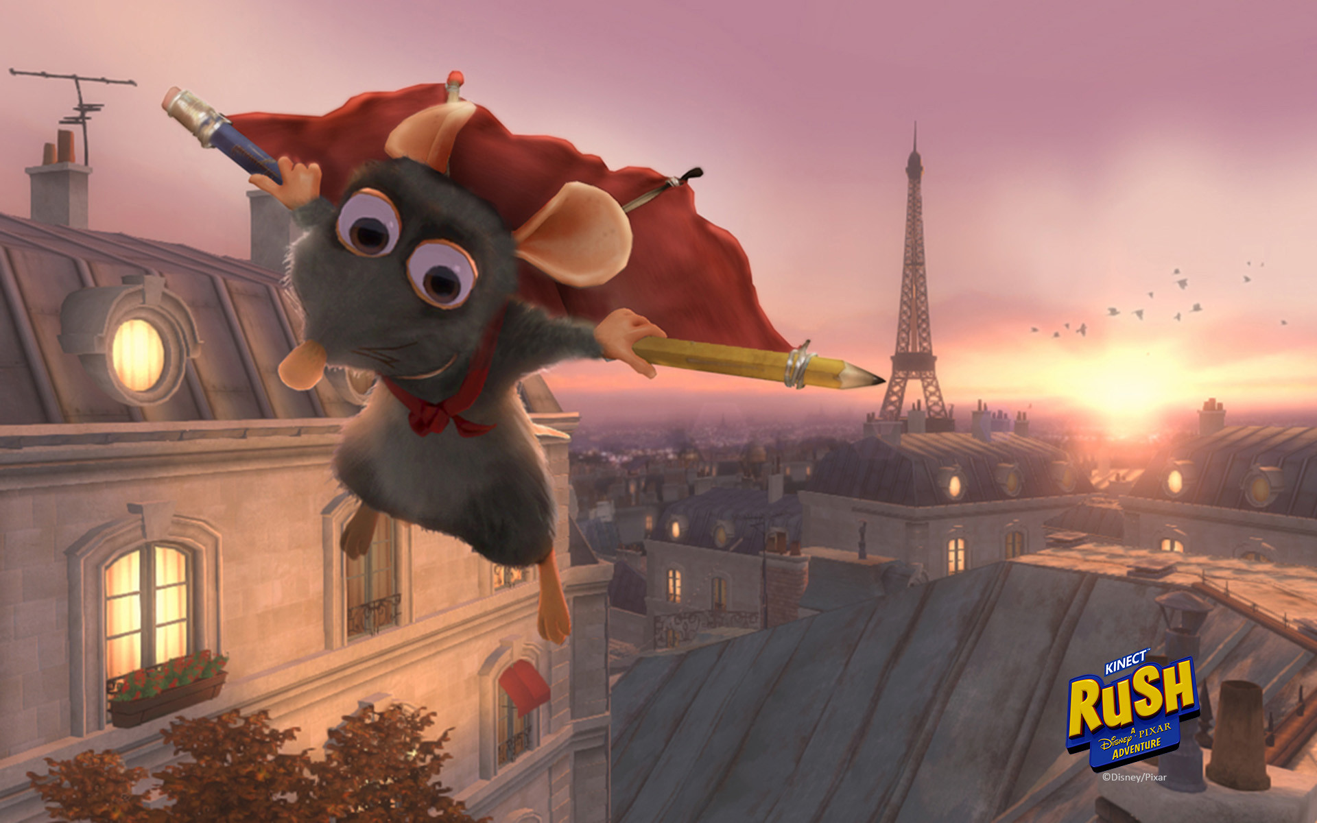 Eiffel Tower Full Hd Wallpaper Ratatouille Wallpapers 52 Images
