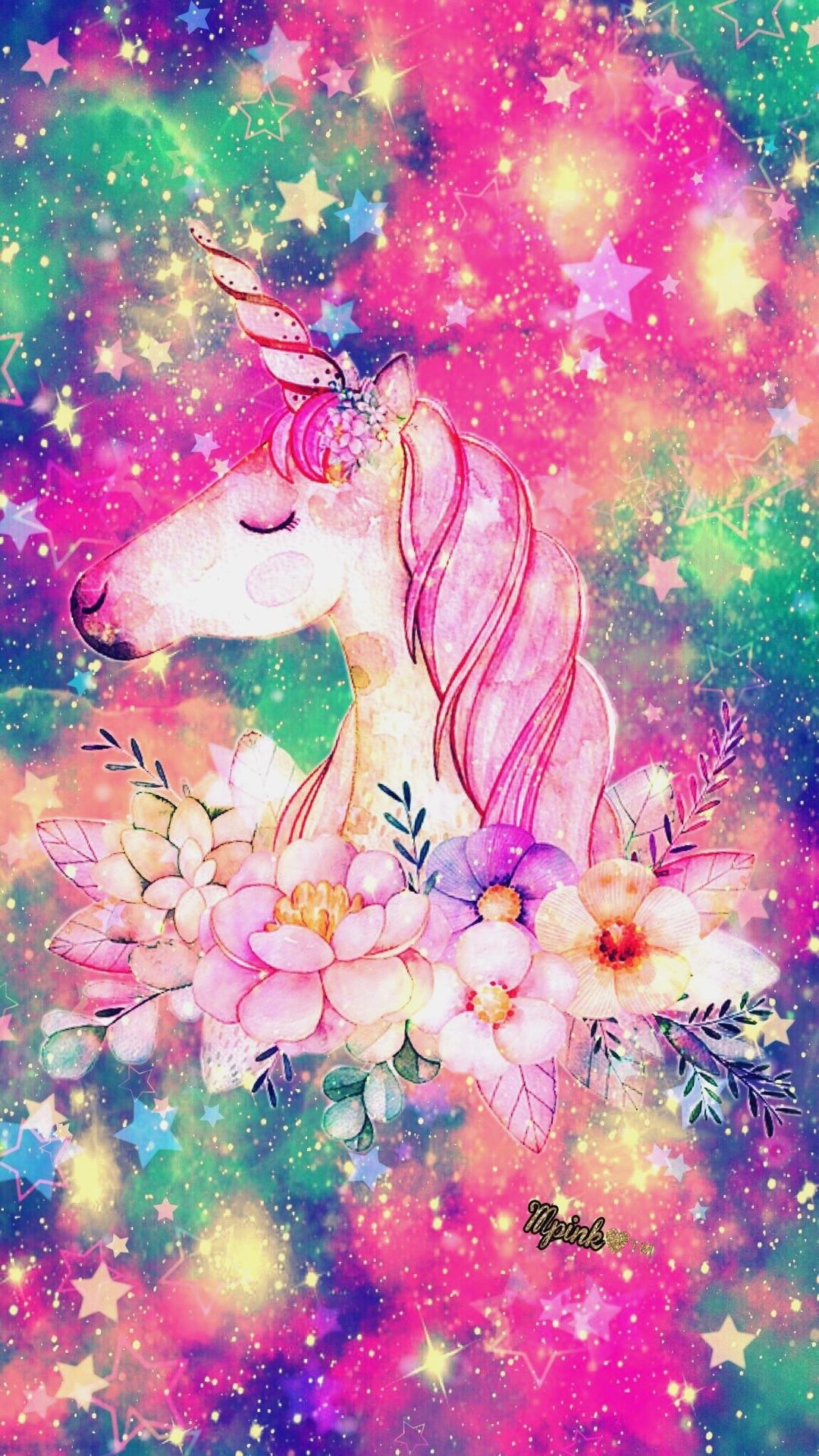 Super Duper Cute Wallpapers Pink Unicorn Wallpaper 54 Images