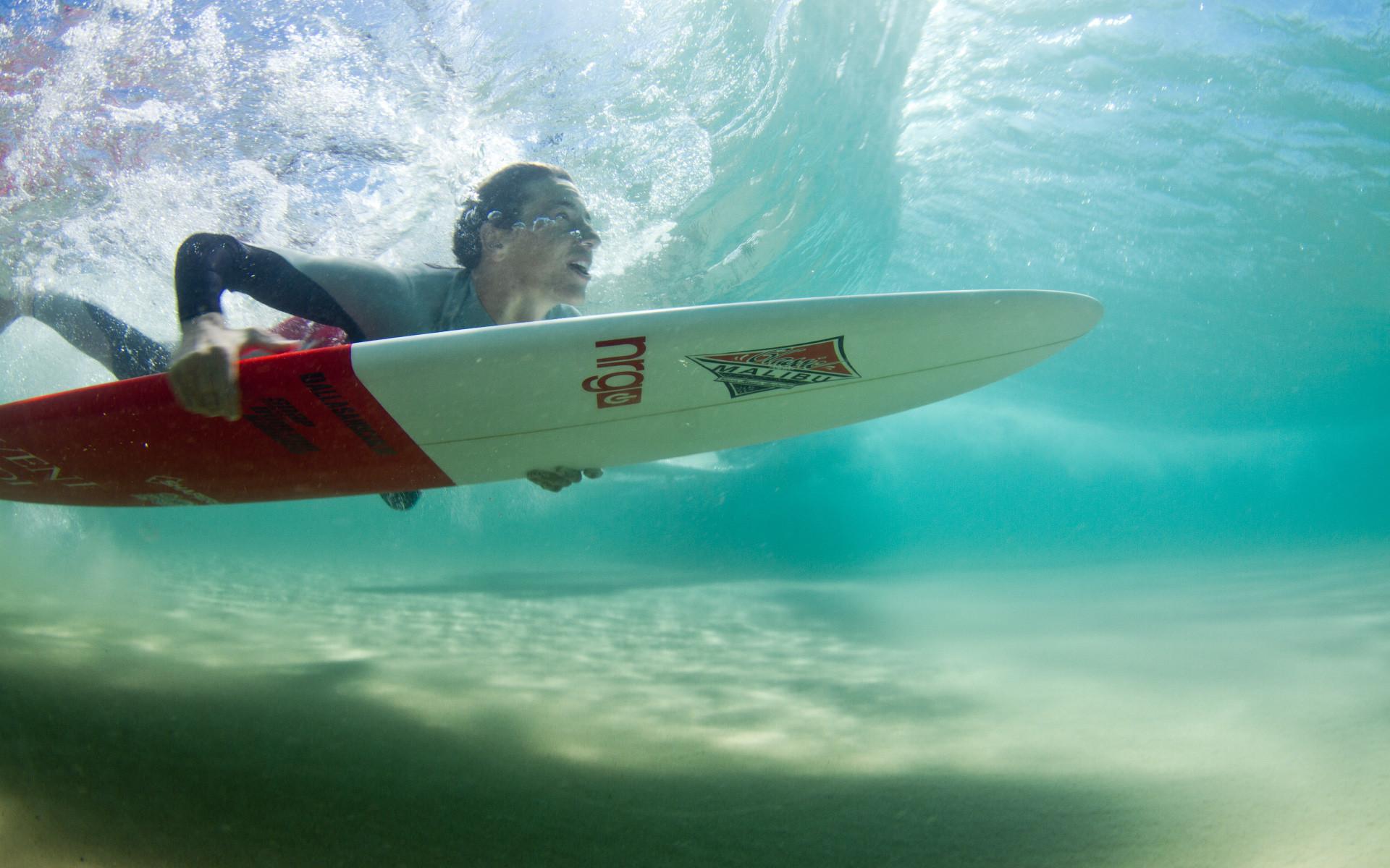 Girl On Surfboard Wallpaper Surfing Longboard Wallpaper 66 Images