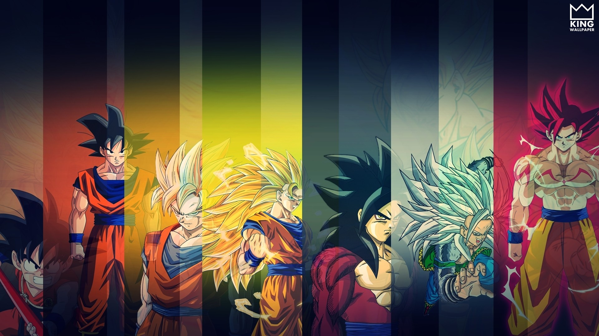 dbz wallpaper hd 77
