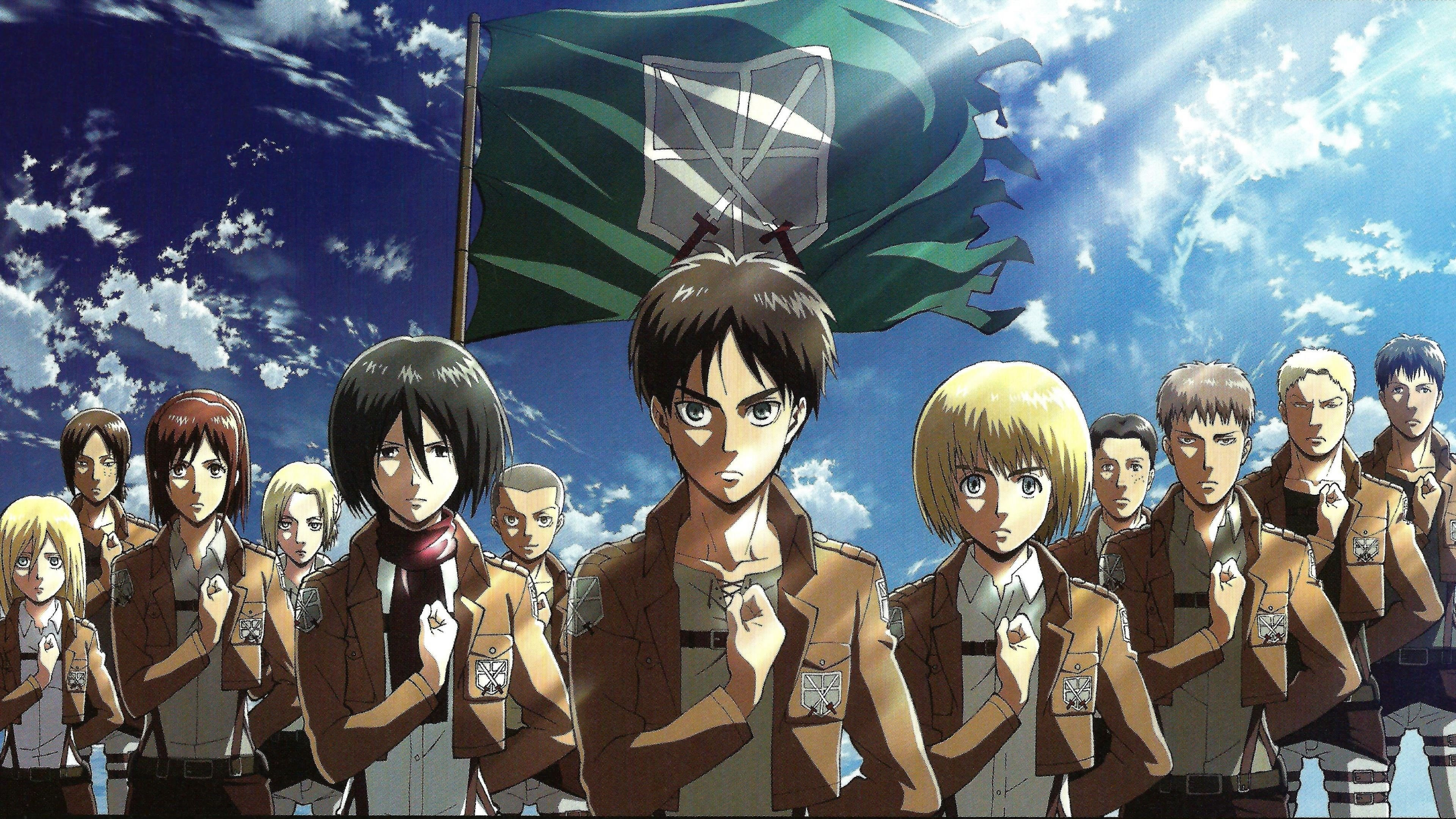 Attack on titan may be popular but how much do you actually know about the series? Attack on Titan Wallpapers (71+ images)