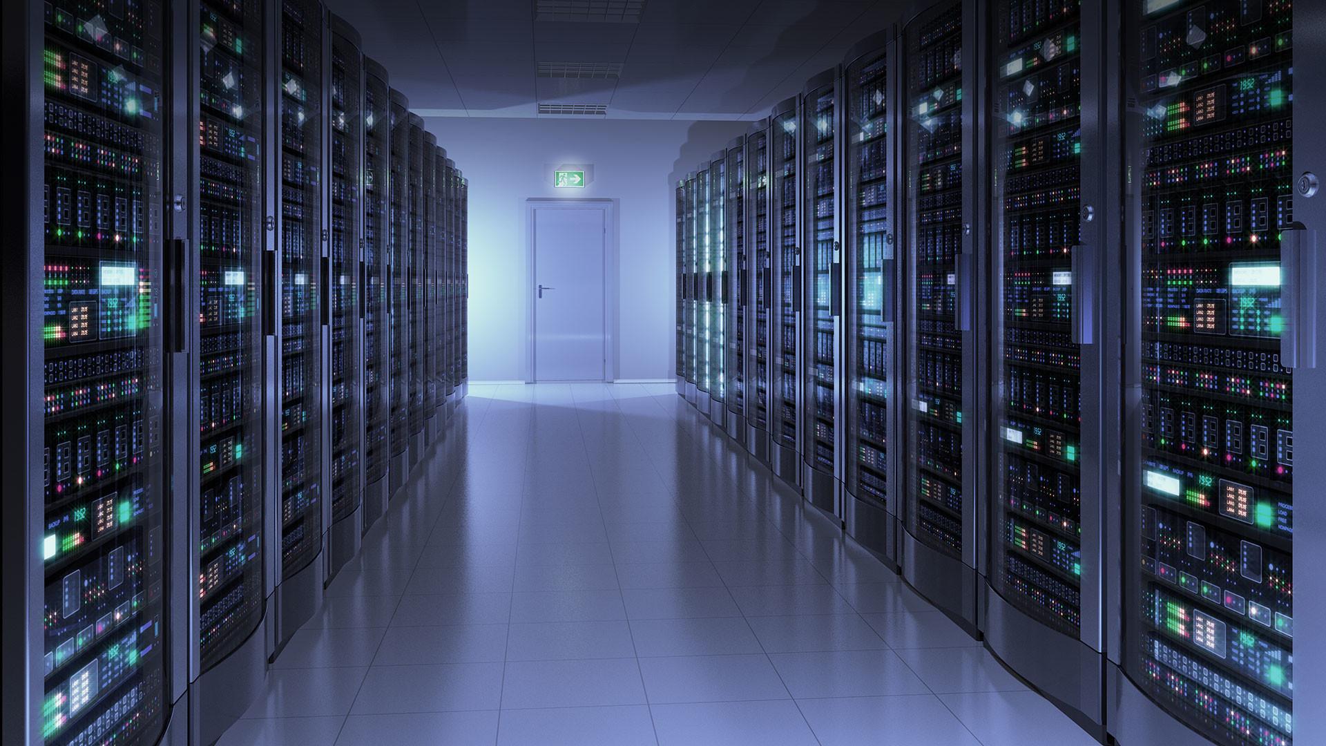Server Room Wallpaper 62 images
