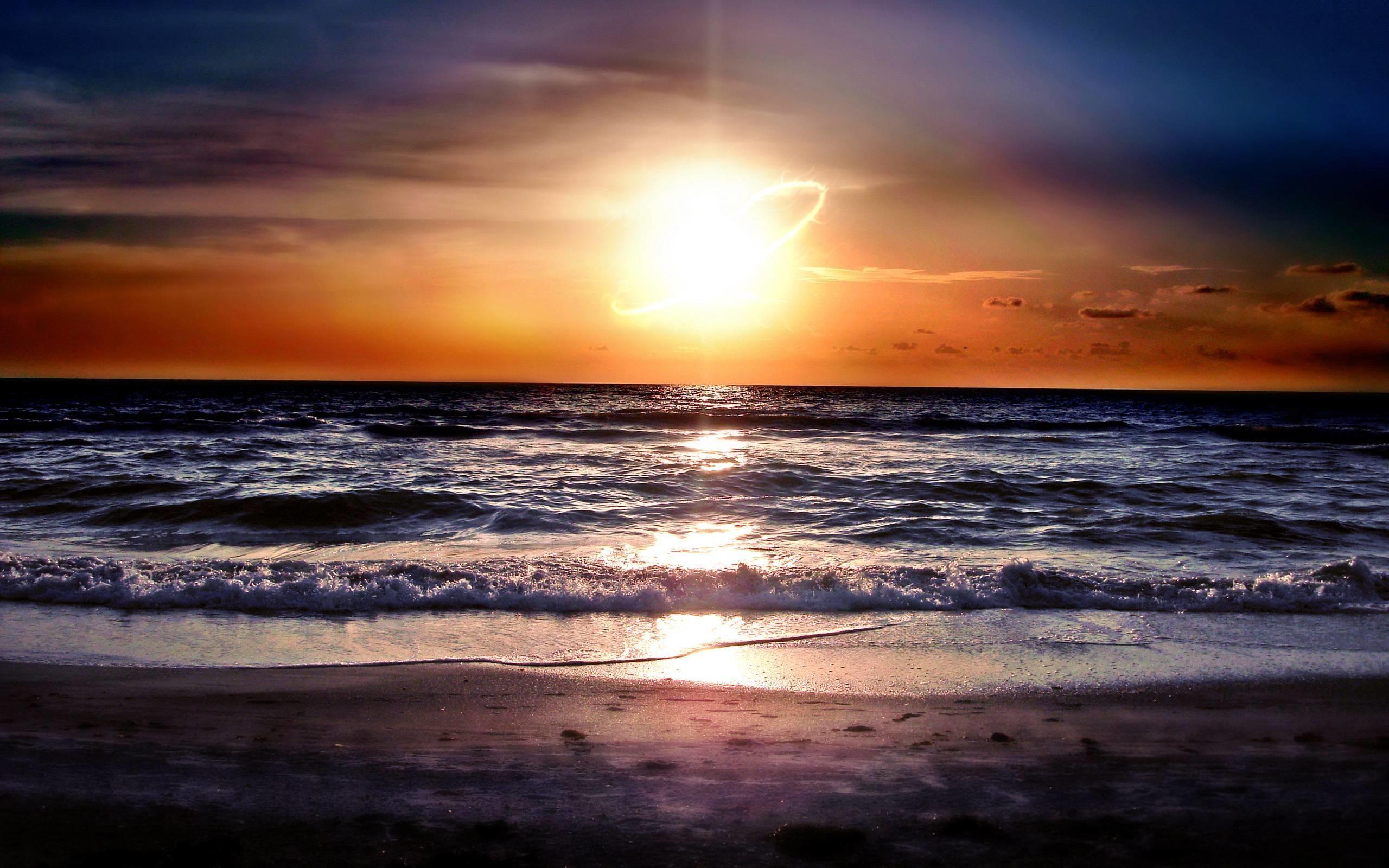 sunset screensavers and wallpaper