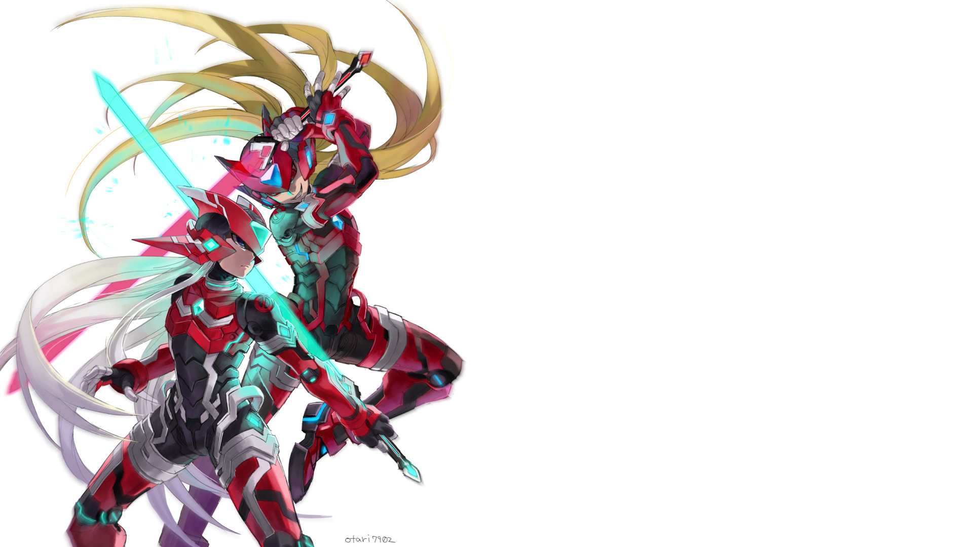 Monster Hunter Girl Wallpaper 1440 Megaman Zero Wallpaper 63 Images