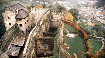 medieval castle poland castles concept deviantart nemo polish forest
