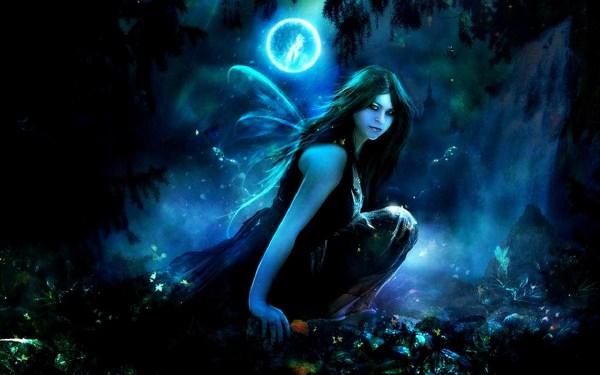 Dark Fairy Wallpapers 56