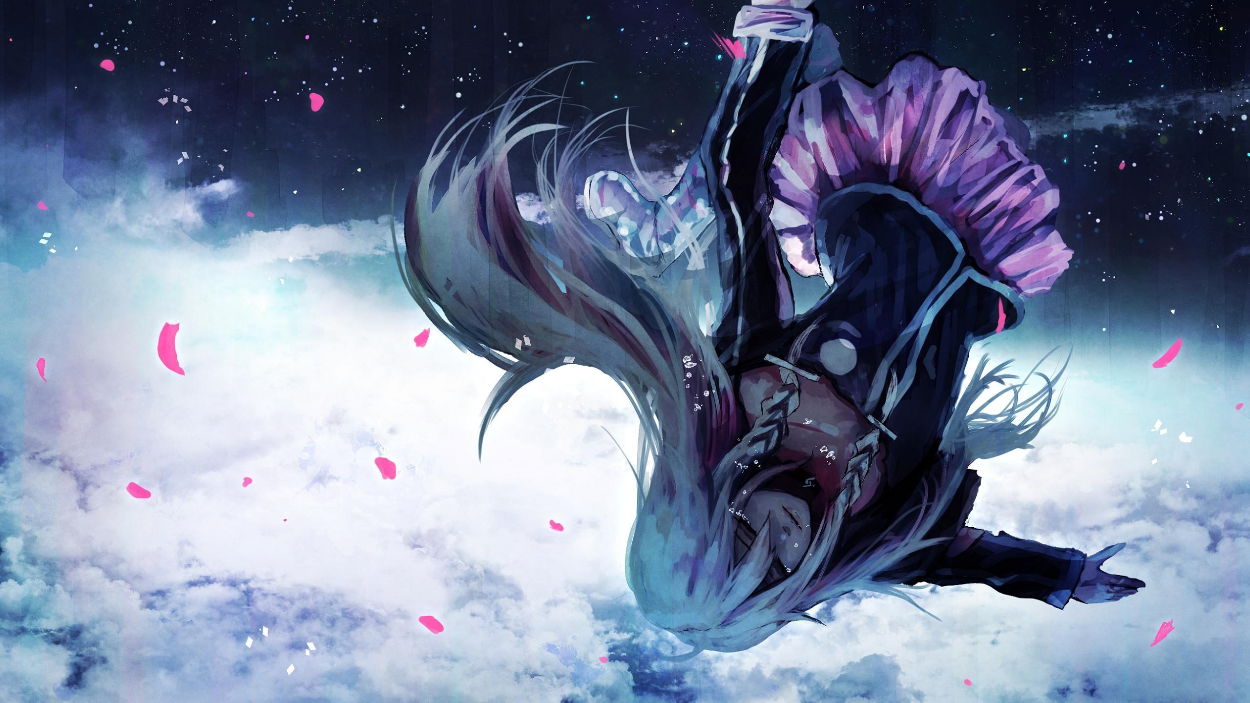 Fall Anime Wallpaper Vocaloid Deemo Wallpaper 76 Images