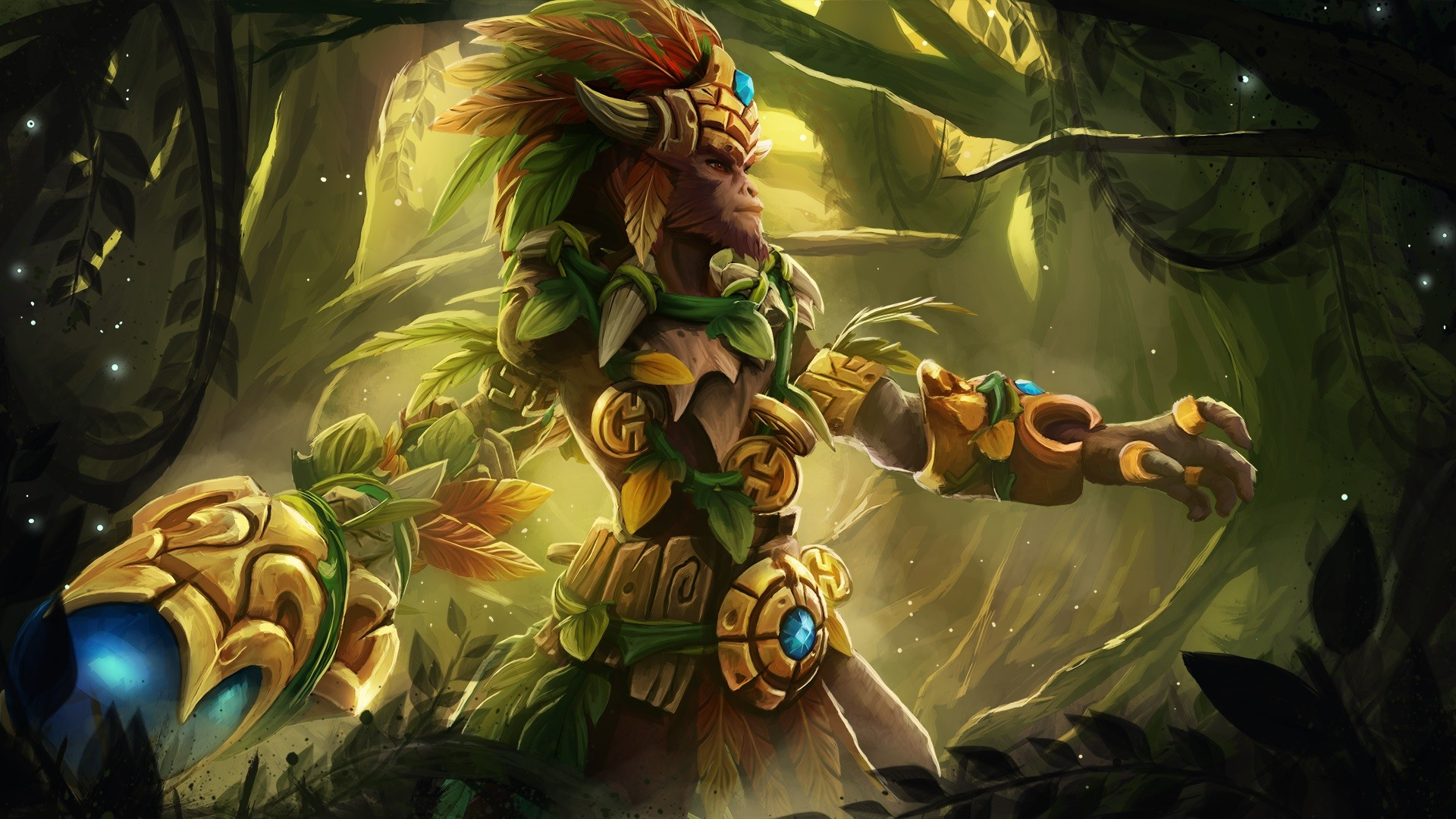 Monkey King Wallpaper 76 Images
