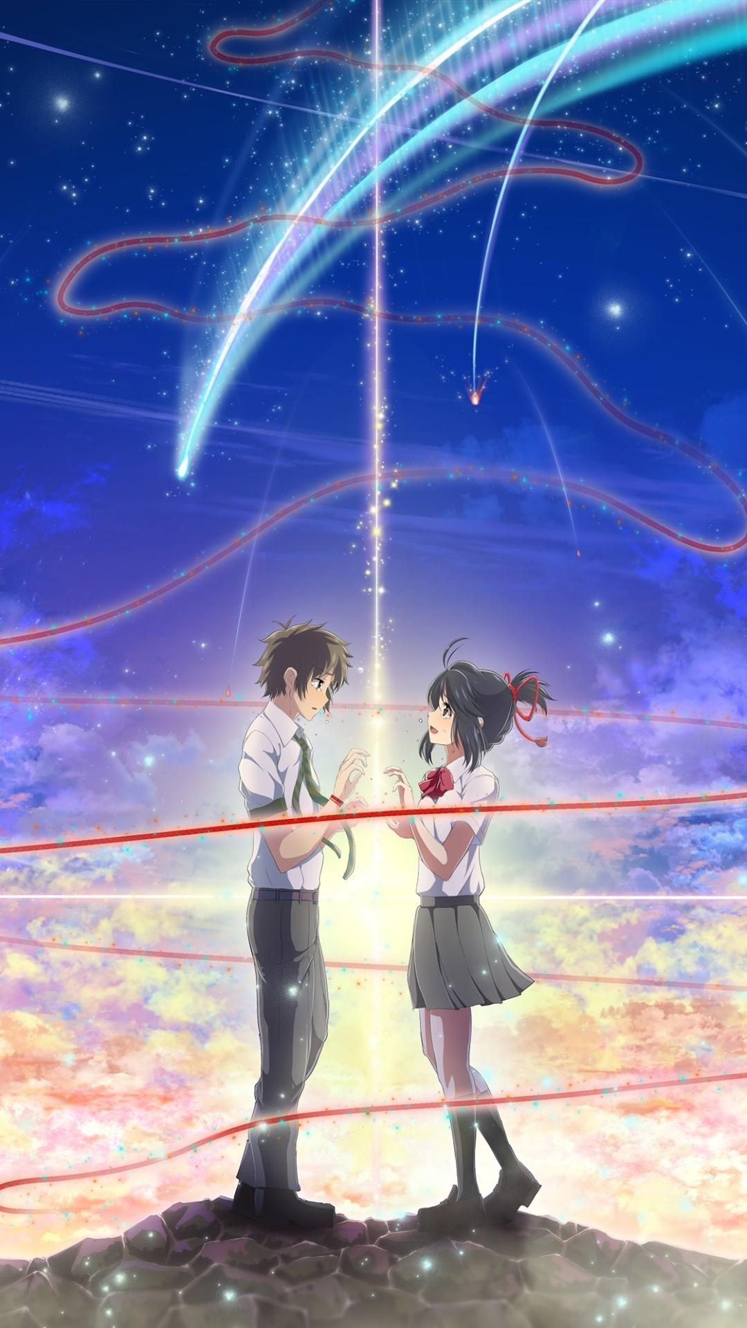 Oc kimi no nawa your name meteor mitsuha 4k by total. Kimi No Na Wa Wallpapers (74+ images)