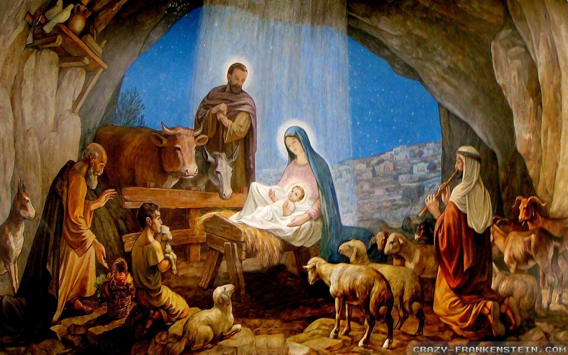 jesus christmas wallpaper 60