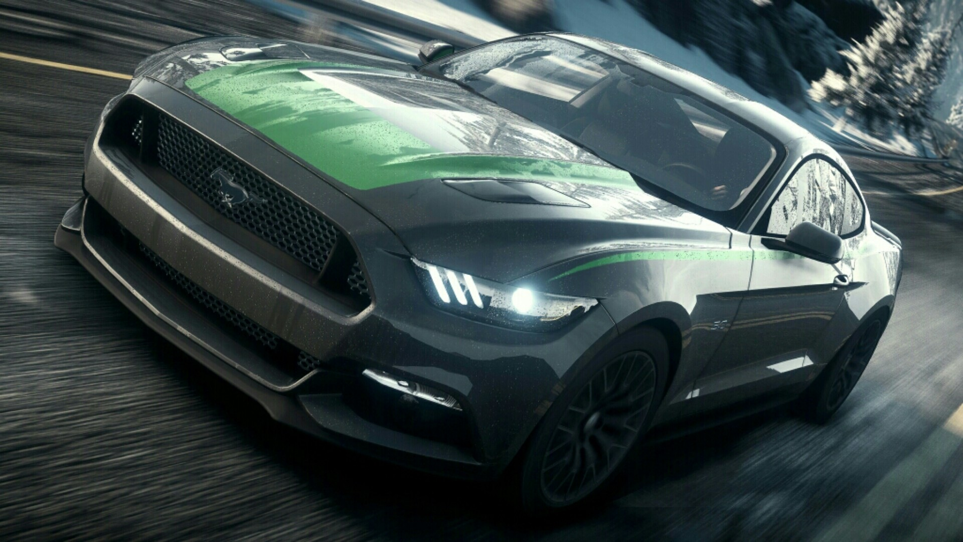 Ford Mustang Gt Wallpaper 75 Images